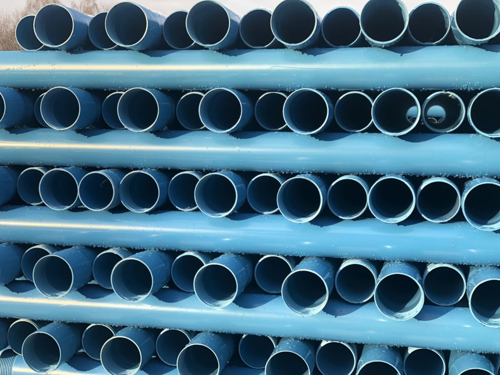 Casing pipe PVC 125mm*7,4mm, buy Casing pipe PVC 125mm*7,4mm 4