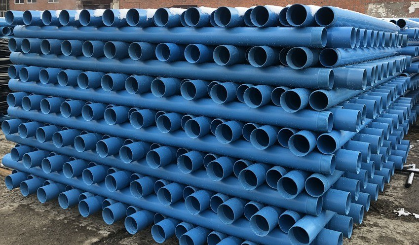 Casing pipe PVC 125mm*7,4mm, buy Casing pipe PVC 125mm*7,4mm 2